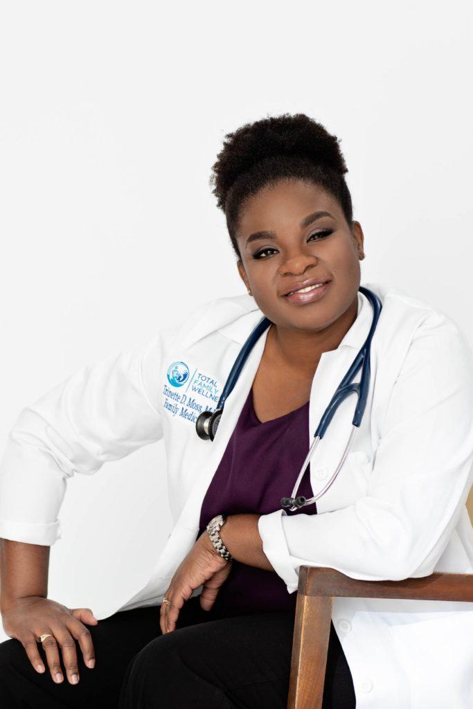 Dr. Trinette Moss